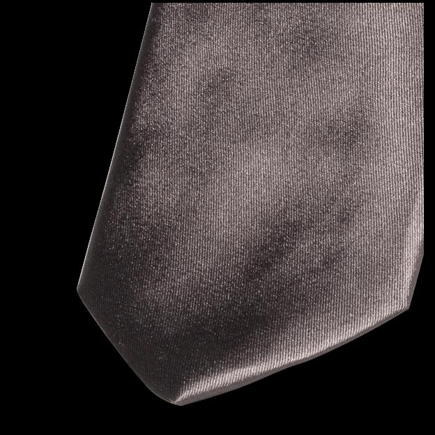 Graue Krawatten Kaufen? Krawatte Grau Satin