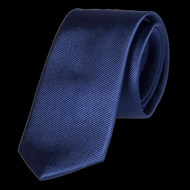 Schmale Krawatten Kaufen? Schmale Krawatte Saphirblau
