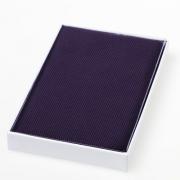 Seidentuch - dunkelviolett
