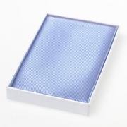 Seidentuch - hellblau