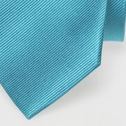 türkise Krawatte Detail