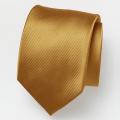 Krawatte ockergelb
