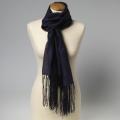 Schal dunkelviolett